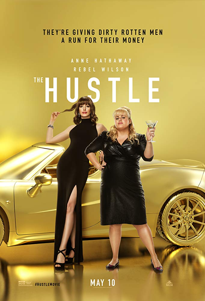 Poster image of The Hustle