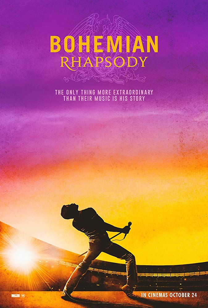 Poster image of Bohemian Rhapsody