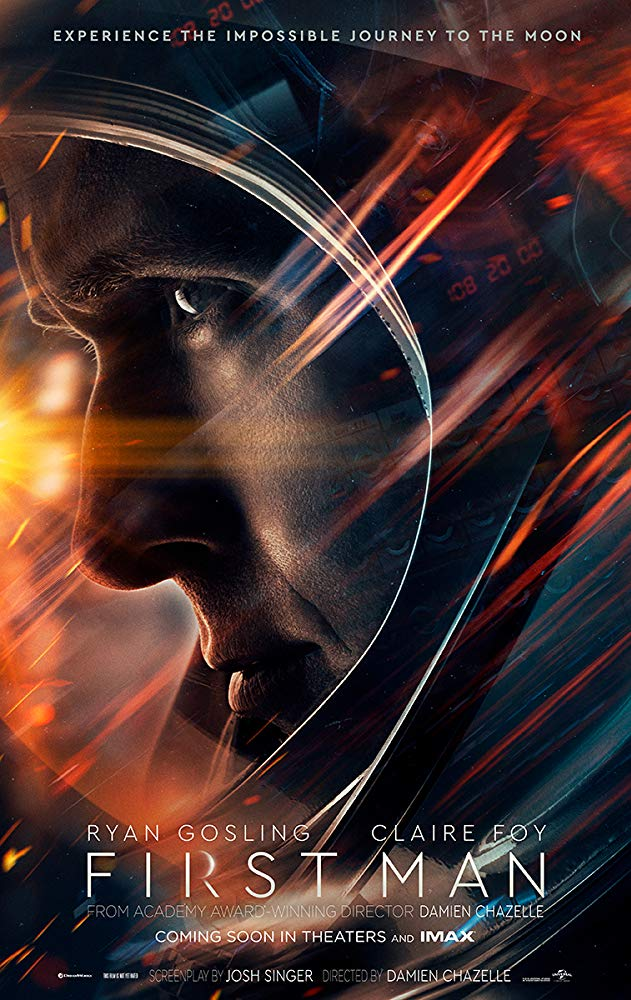 Poster image of First Man