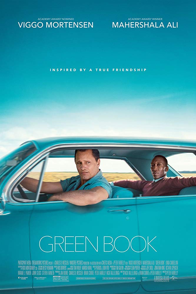 Poster image of Green Book