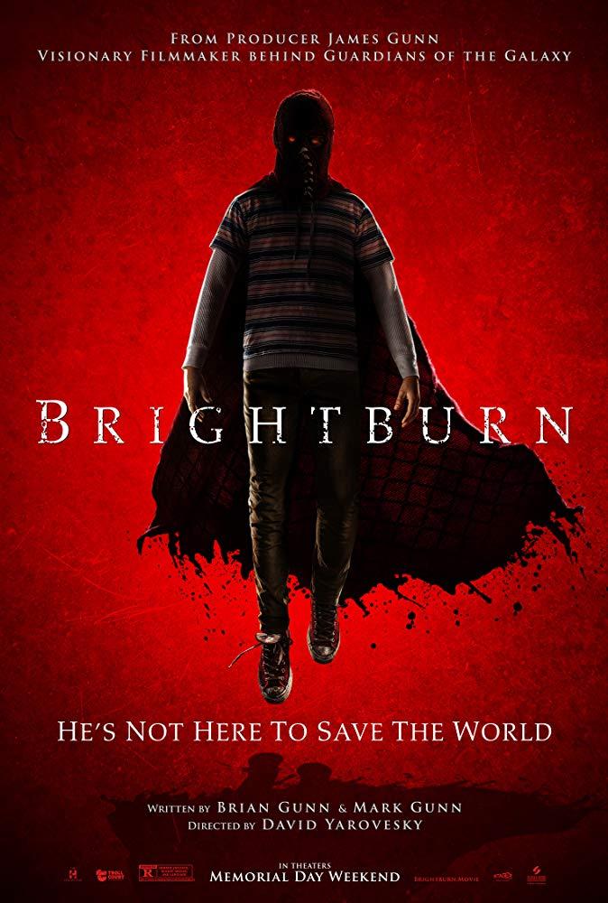 Poster image of Brightburn