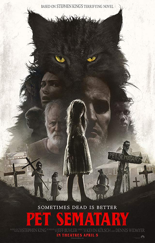 Poster image of Pet Sematary
