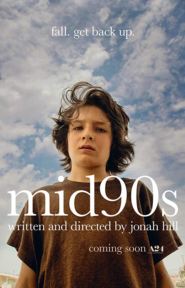 Poster image of Mid90s