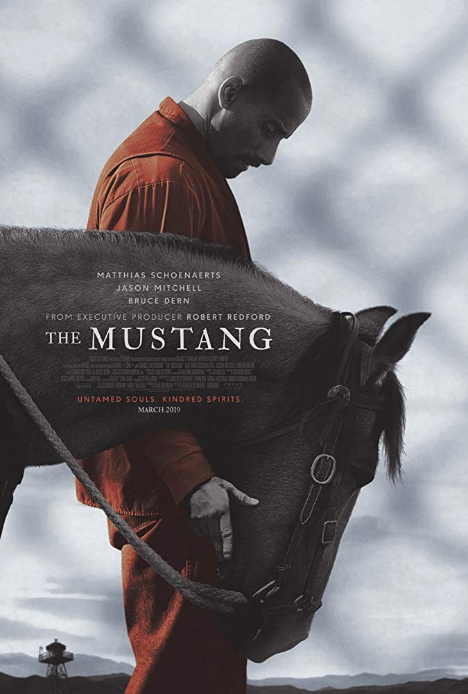 Poster image of The Mustang