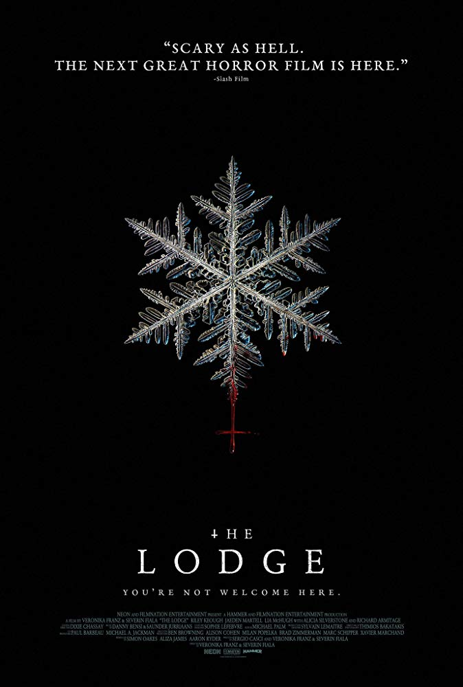 Poster image of The Lodge