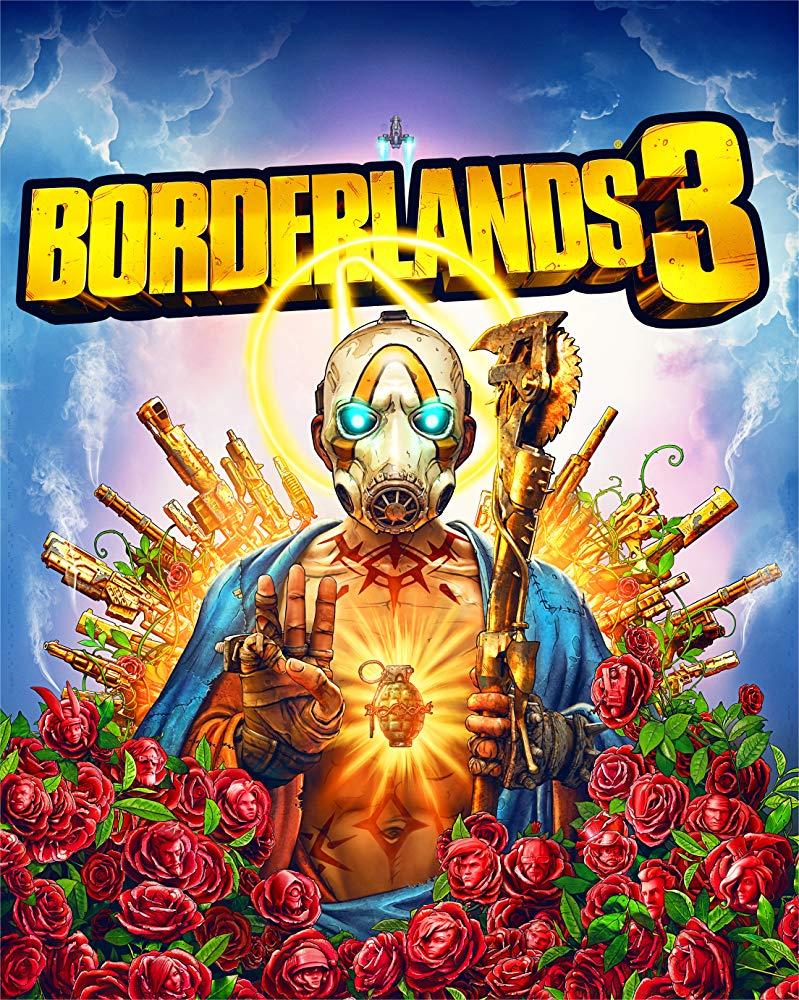 Poster image of Borderlands 3