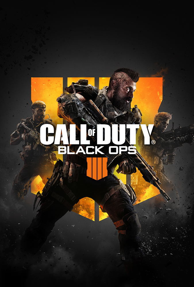 Poster image of Call Of Duty: Black Ops 4