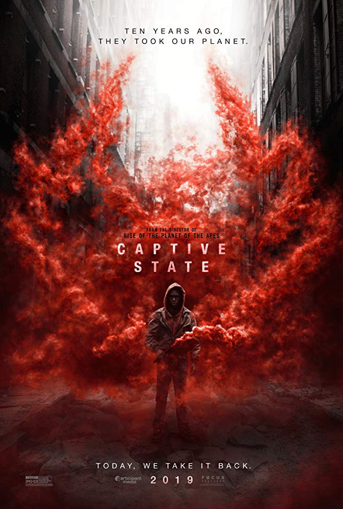 Poster image of Captive State