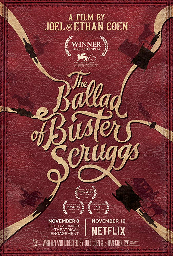 Poster image of The Ballad of Buster Scruggs