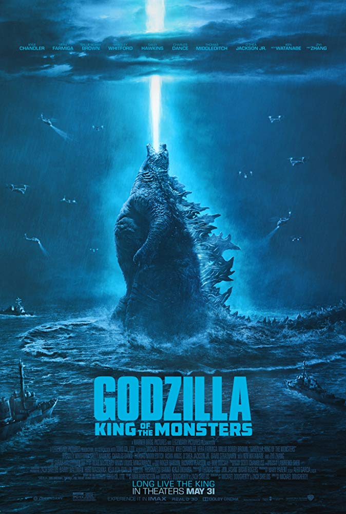 Poster image of Godzilla: King of The Monsters