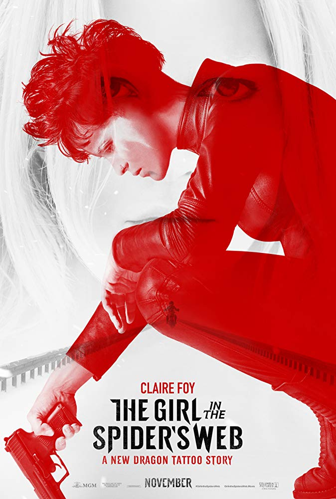 Poster image of The Girl in the Spider's Web