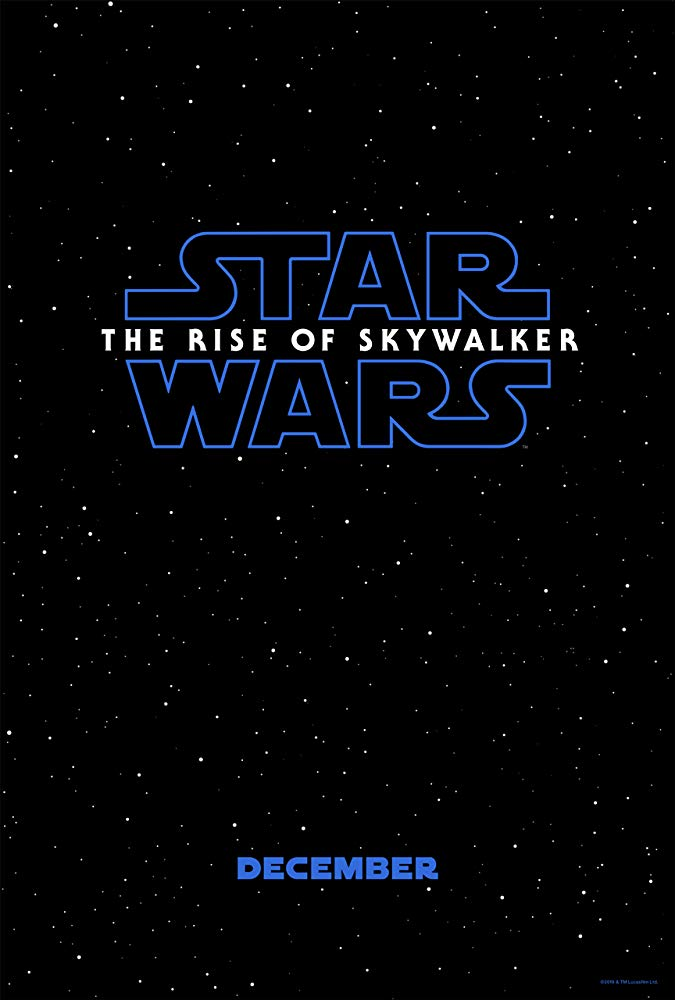 Poster image of Star Wars: The Rise Of Skywalker