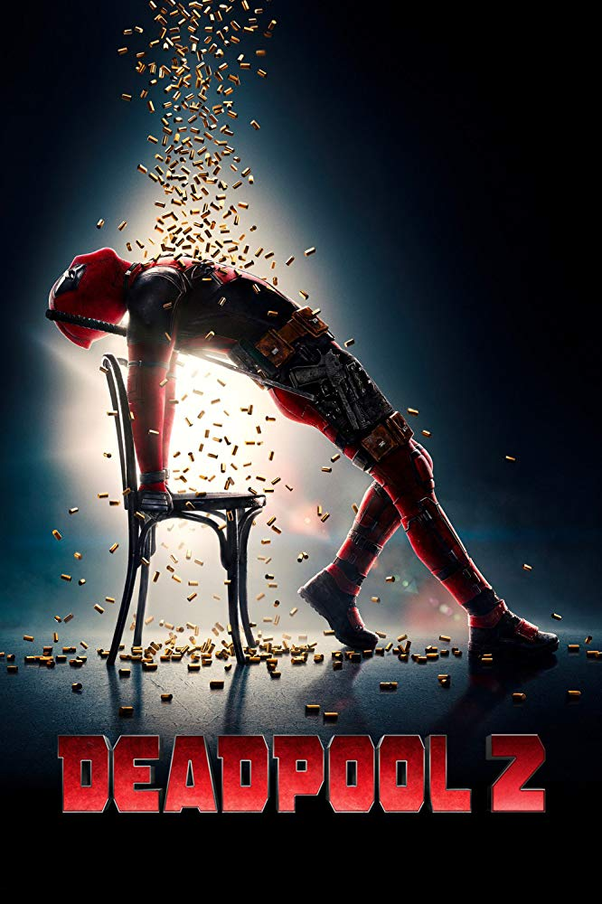 Poster image of Deadpool 2