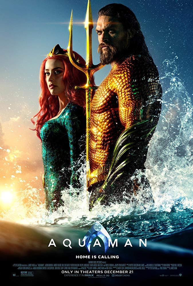 Poster image of Aquaman