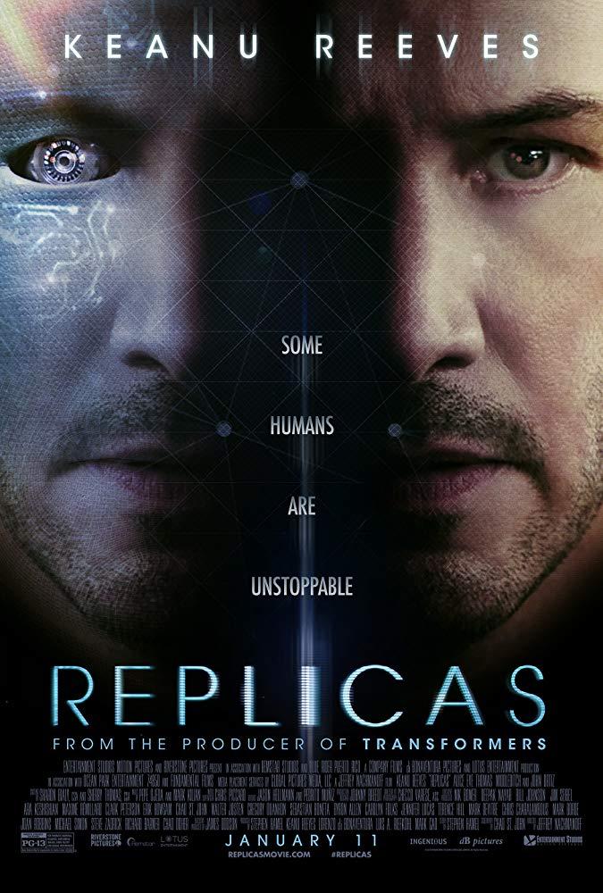 Poster image of Replicas