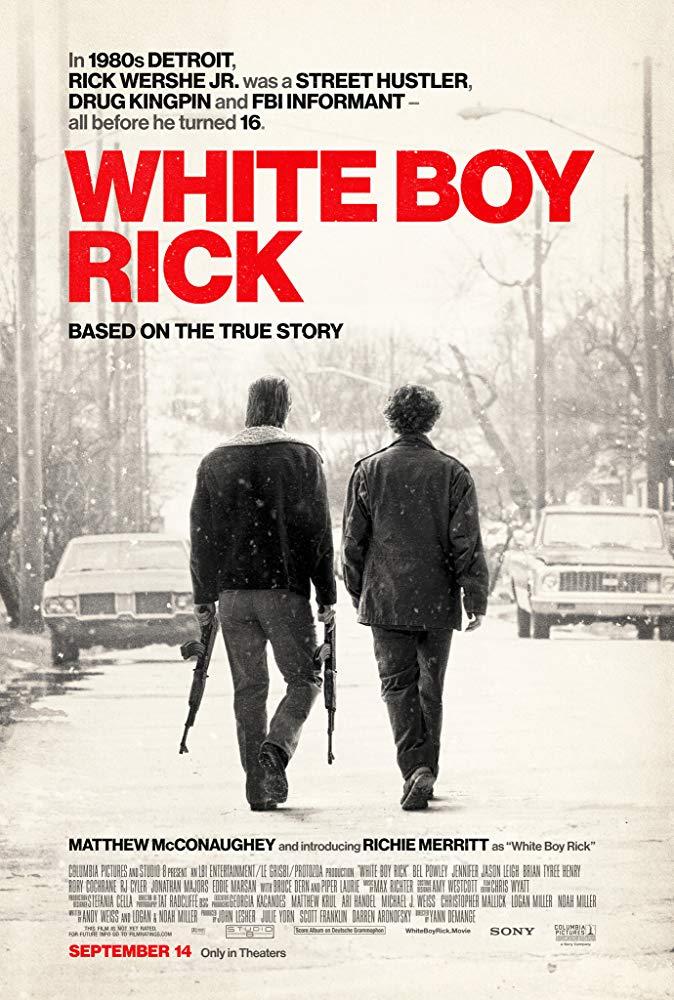 Poster image of White Boy Rick