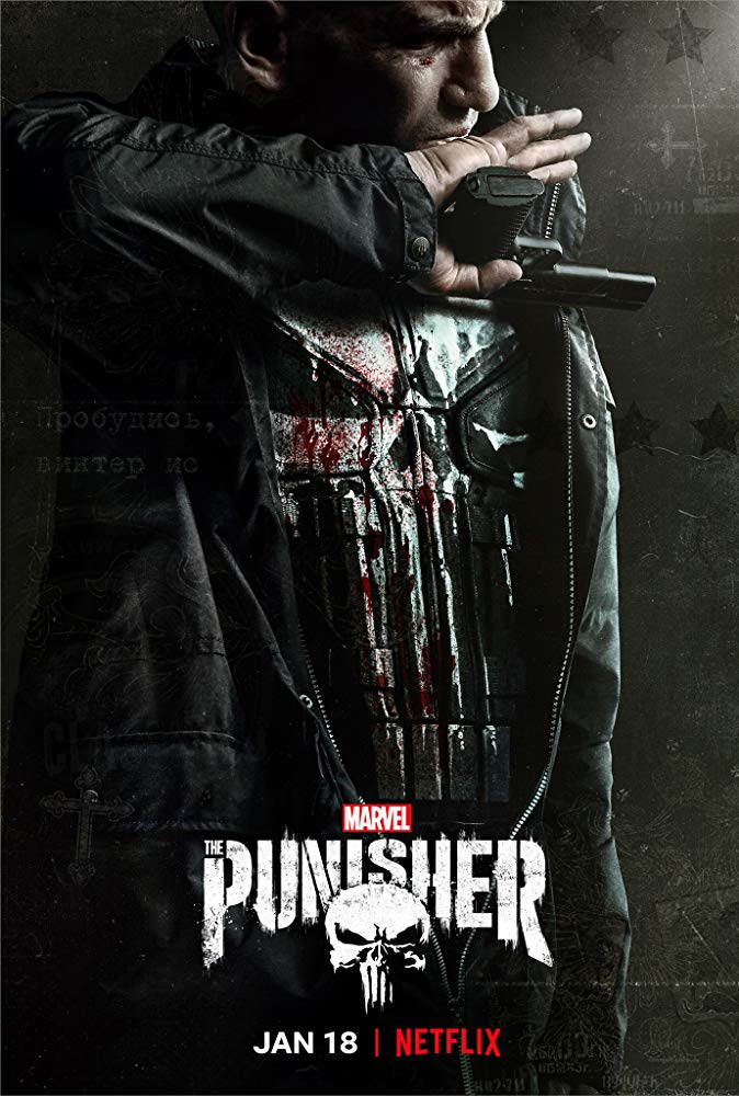 Poster image of The Punisher Season 2