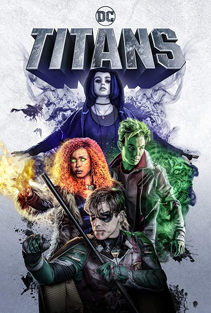 Poster image of Titans