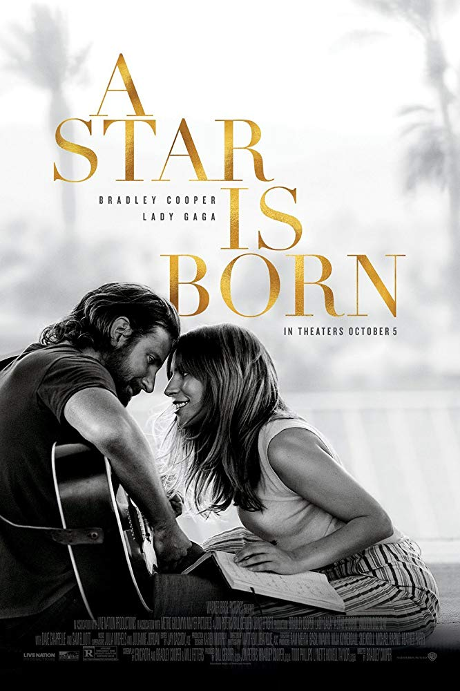 Poster image of A Star Is Born
